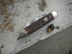 Camillus Official Boy Scout Knife