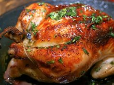 """The """"litsong manok"""" is just the unique Filipino style of the famous Roasted Chicken."""