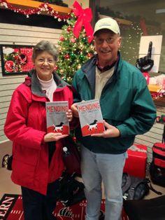 "Jim Roloff- EWU Alum  local author brought us his new book!  ""Mending God's Creatures"" $25.99"