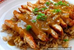 Nabytek is coming soon Pork Recipes, Asian Recipes, Chicken Recipes, Cooking Recipes, Slovakian Food, Modern Food, Good Food, Yummy Food, Czech Recipes
