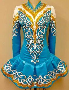 Red not blue. Celtic Dance, Celtic Dress, Irish Step Dancing, Irish Dance, Dance Outfits, Dance Dresses, Next Dresses, Dresses 2014, Dance Uniforms