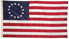 """Who designed the first american flag previous designs for the american flag betsy ross first american flag framed american flagRead More """"Pictures Of First American Flag"""" American Flag Facts, Framed American Flag, First American Flag, Displaying The American Flag, American History, Best Flags, Vintage Flag, House Gifts, Outdoor Flags"""