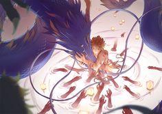 Boys and dragons! - pixiv Spotlight