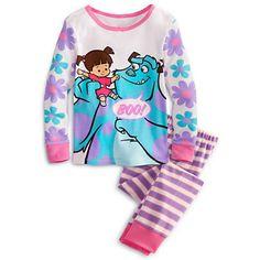 Monsters, Inc. PJ Pal for Girls
