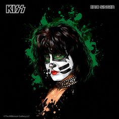 """Eric Singer is the current drummer for the band Kiss. He has played on """"Revenge"""" 1992, """"Carnival Of Souls"""" 1996, """"Sonic Boom"""" 2009 and """"Monster"""" 2012. Real name: Eric Doyle Mensinger. Born in Cleveland, Ohio May 12th, 1958"""