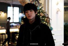 Korea Model모델 /Idol아이돌: 安宰賢 - cuvismmag專訪