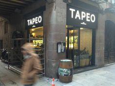 LISTO TAPEO BRILLA CON LUZ PROPIA #tapas #food #Barcelona #Bornbarcelona #tapasbarcelona #TapeoBorn #Tapeoanemdetapes #restaurantebarcelona www.tapeoborn.cat