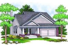 House Plan 70-674