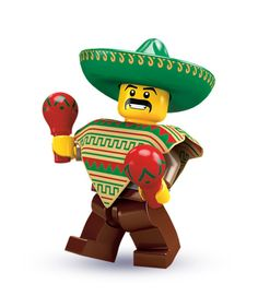 "Maraca Man -- ""Hear the music of the maracas!"" 
