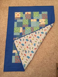 Baby Quilt/August