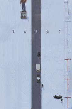 LOVE everything about this movie! Fargo (1996) / William H. Macey, Frances McDormand, Steve Buscemi