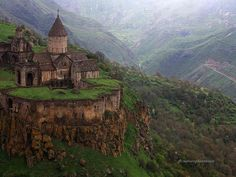 Monistary in Armenia
