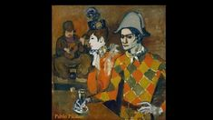 """Bravo Pour Le Clown"""" from Picasso and Matisse go to the Music Hall at ..."""