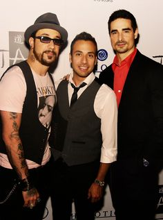 AJ MCLEAN, HOWIE DOROUGH, KEVIN RICHARDSON