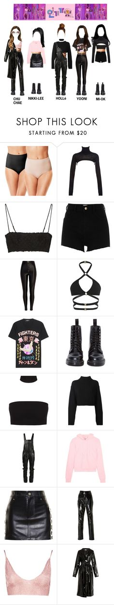 """NCTGemz (LIVE PERFORMANCE OF COMEBACK ""STICKY"" )"" by nctgemz-official ❤ liked on Polyvore featuring Warner's, Preen, ADAM, River Island, Agent Provocateur, Dsquared2, Dr. Martens, DKNY, 99%IS and Vetements"
