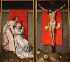 Rogier van der Weyden, c. 1460 #RogiervanderWeyden