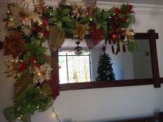 Christmas 2019, Christmas Trees, Mesh, Decorating, Holiday Decor, House, Home Decor, Xmas, Yule Decorations
