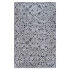 I pinned this Ella Rug from the Damask event at Joss and Main!