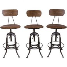 Superbe Industrial Chair By Fadiptya Industrial Counter Stools, Industrial Bars,  Industrial Chair, Kitchen Stools