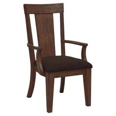 Samuel Lawrence Furniture Henna Dining Arm Chair - S152-155