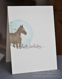 stampin up horse frontier - Google Search