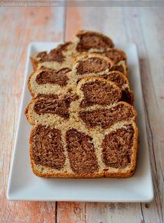 Tönkölylisztes leopárd kalács Banana Bread, Food, Essen, Meals, Yemek, Eten