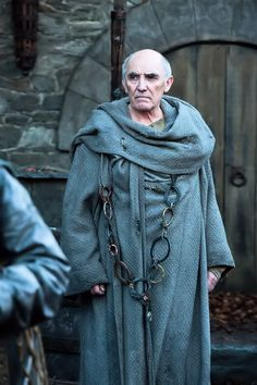 Maester Luwin from the House Stark, Winterfell... (gone)