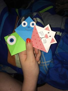 Monsters inc mike and sully corner bookmarks and a cat bookmark