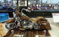 San Diego Lowrider Legends 2007 Harley Davidson Deluxe