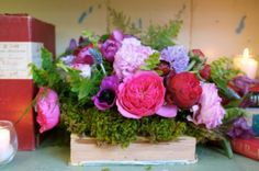 Book Floral Arrangement With Botany Flowers   theglitterguide.com