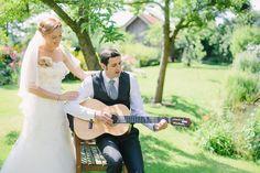 De Realwedding van Maria-Luise en Mark