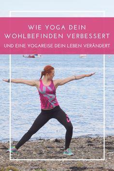 Ich erzähle dir, warum mein Verhältnis zu Yoga so kompliziert ist, wie Yoga dennoch zum Wohlbefinden beiträgt und warum eine Yogareise dein Leben verändert.