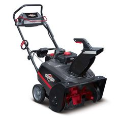"""Briggs & Stratton 22"""" 250cc Single Stage Electric Start Gas Snow Thrower 1696741 - 1-3 DAY FREE SHIPPING! EASY USE, ELECTRIC START ENGINE! #start #snow #thrower #electric #stage #stratton #single #briggs"""