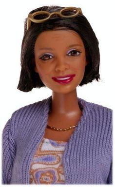 Mattel-Happy-Family-Grandma-Doll-African-American