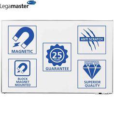 Πίνακας Μαρκαδόρου Legamaster Premium Plus 120x240cm