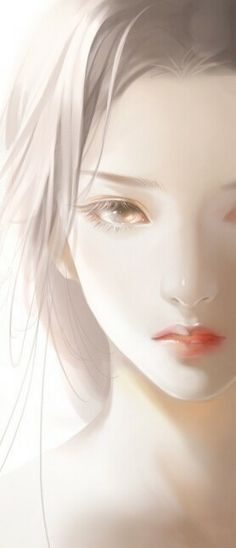 Beautiful portrait of a woman illustration Art Anime, Anime Art Girl, Manga Girl, Anime Girls, Chibi Manga, Beautiful Anime Girl, Chinese Art, Asian Art, Female Art