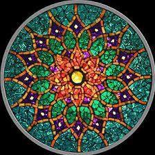 Colors de l'Arc de Sant Martí i d'espiritualitat oriental... Tots en una flor oberta.