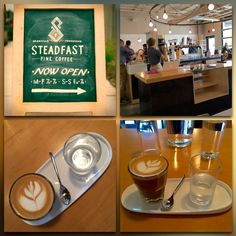 Steadfast Coffee Nashville TN