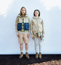 LOOKBOOK 2014 SPRING / SUMMER COLLECTION | HELLY HANSEN