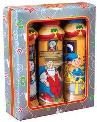 Christmas Bingo Markers & Daubers Gift Set Present for sharing the Holiday Fun! Christmas Bingo, Christmas Gift Box, Holiday Fun, Markers, Lunch Box, Presents, Anniversary, Gifts, Sharpies