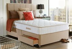 Top Benefits of Investing in King Size Mattress #HomeImprovement