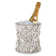 Laurel Crystal Champagne Cooler