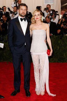 Diane Kruger y Joshua Jackson se separan tras 10 años: 10 fotos para recordar a esta pareja con estilo