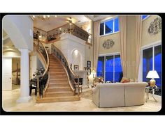 Talk about feeling like a Princess every morning when you walk down your stairs!  http://www.homes.com/listing/152513697/642_Ranger_Ln_LONGBOAT_KEY_FL_34228