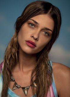 Ana Beatriz Barros Stars in Americana Spread for Grey Magazine by Peppe Tortora | Fashion Gone Rogue: The Latest in Editorials and Campaigns
