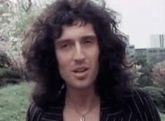 gif gifs Freddie Mercury Queen roger taylor brian may john deacon queen gif