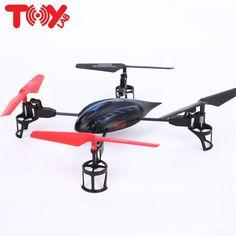 4-Kanal-Fernbedienung Hubschrauber 2.4G mit Gyro-Achse Flugzeugen UFO geladen #rchelicopter #toy #toysale #popular