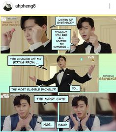 Korean Drama Best, Korean Drama Funny, Korean Drama Quotes, Korean Dramas, Korean Actors, Lee Tae Hwan, Actor Quotes, Park Seo Joon, Lee Young