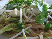 Lao and Thai Recipes: Khoawh mee (Lao Fried Noodle)