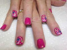 Artistic Nail Design Colour Gloss
